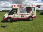 Our van ready for a summer fun day